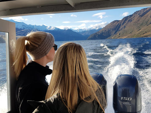 Lake Wanaka boaters