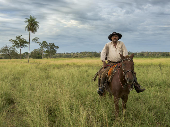 Edison Alves da Silva, a sustainable rancher in the_Pantanal_Brazil