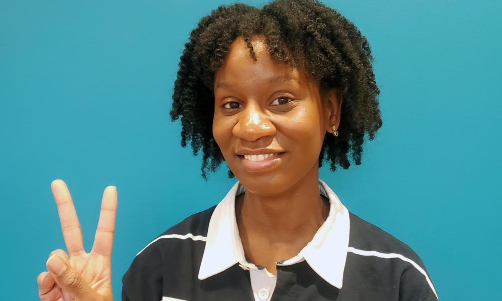 Portrait of Tiffany Jones