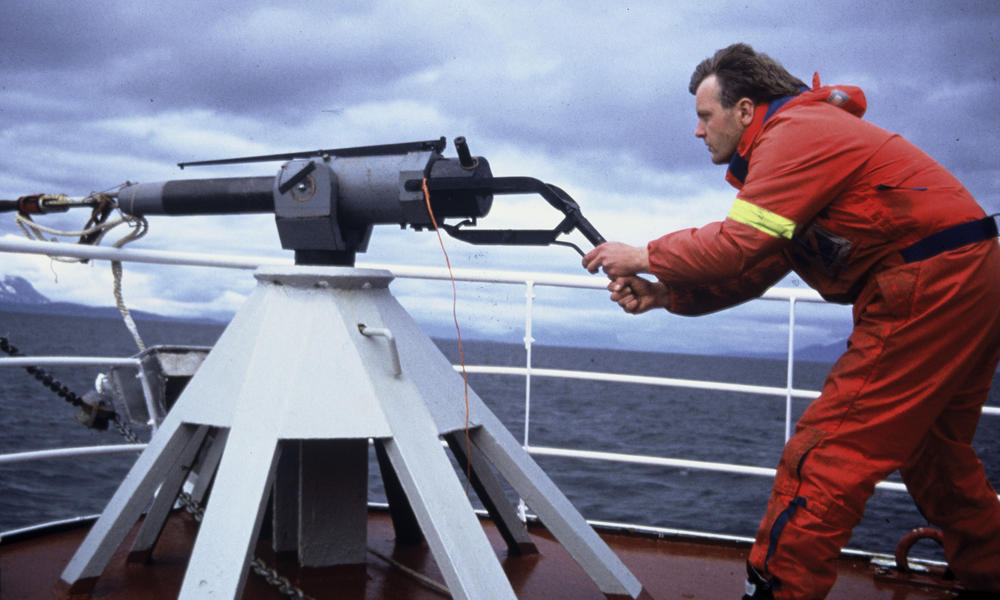 Whaler, Norway