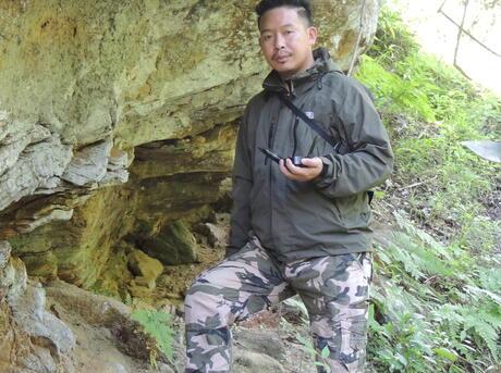 Jambay Jambay portrait
