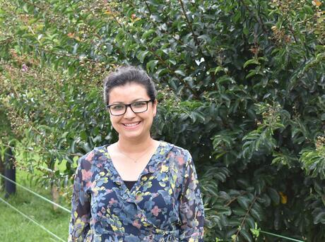 Sikshya Adhikary portrait