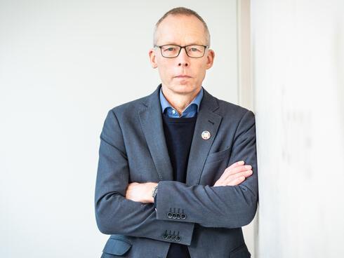 headshot of Johan Rockström