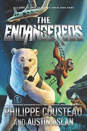 The Endangereds Book Cover
