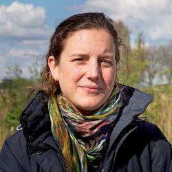 headshot of Dr. Bregje van Wesenbeeck