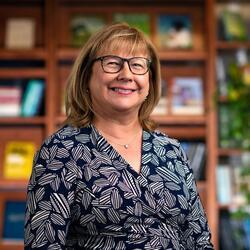 headshot of Dr. Ann M. Martuska