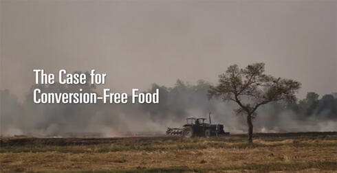 Video thumbnail image of farm equipment in field