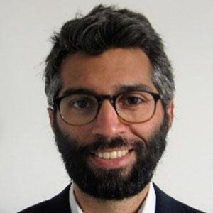 Headshot of François Mosnier