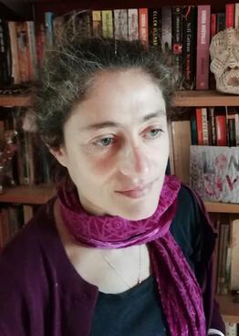 Headshot of Tara Garnett