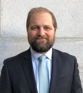 Headshot of Kristian Teleki
