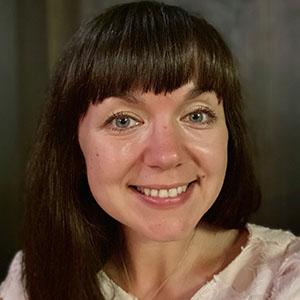 Headshot of Anastasiya Timoshyna