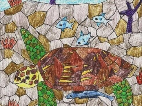 Art created by Petra Demas