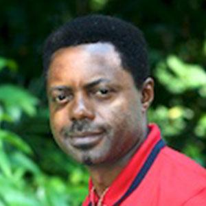 Headshot of Abdon Awono