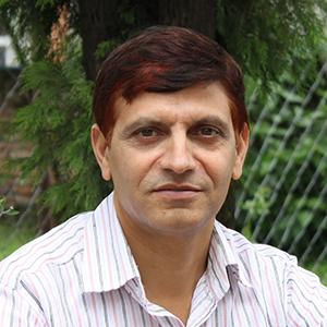 Headshot of Bhishma P. Subedi