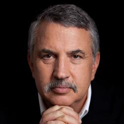 headshot of Tom Friedman