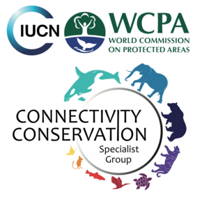 IUCN WCPA Connectivity Conservation Specialist Group logo