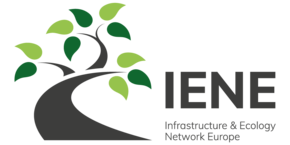 Infrastructure and Ecology Network Europe logo