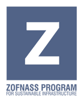 Harvard Zofnass logo