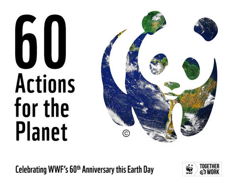 60 Actions for the Planet cover