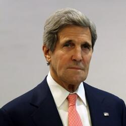 headshot of John Kerry