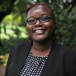 headshot of Jemimah Njuki