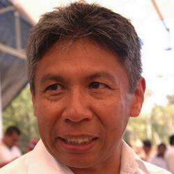 headshot of Francisco J. Rosado-May