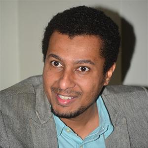 Headshot of Mohamed Daghar