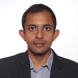 Headshot of Prem Mahadevan