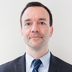 Headshot of David Gehl