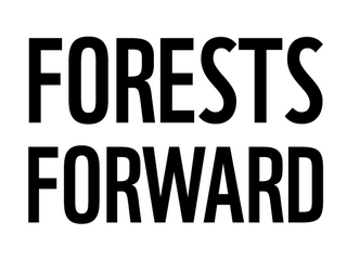 forests forward graphic logo