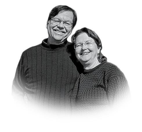 Carol and Andy Phelps