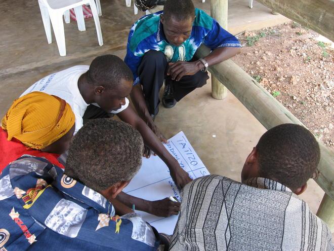Workshop grantees
