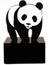 Million Dollar Panda trophy