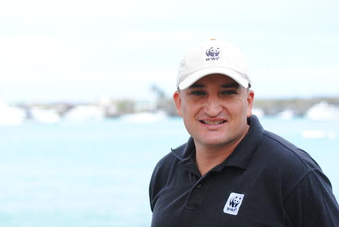 WWF Staff Member, Juan Carlos Garcia