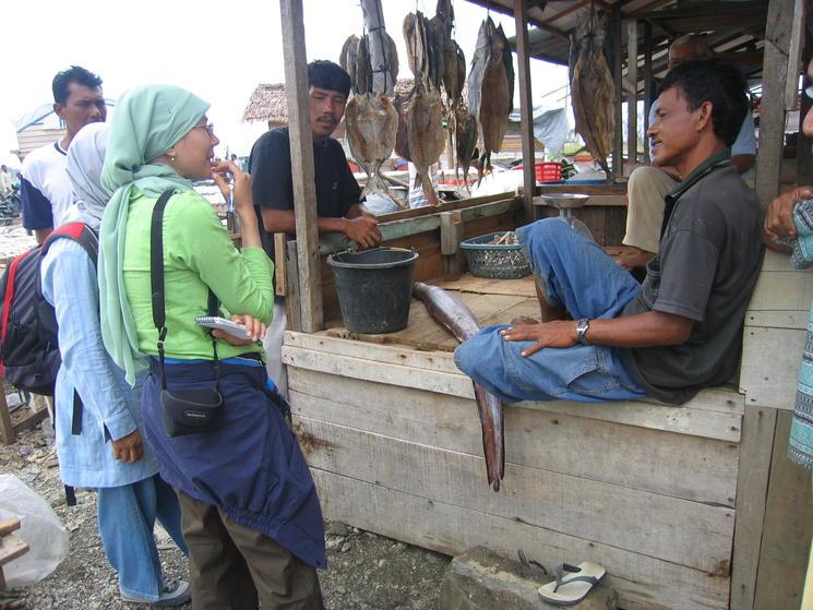 Rebuilding communities in Indonesia