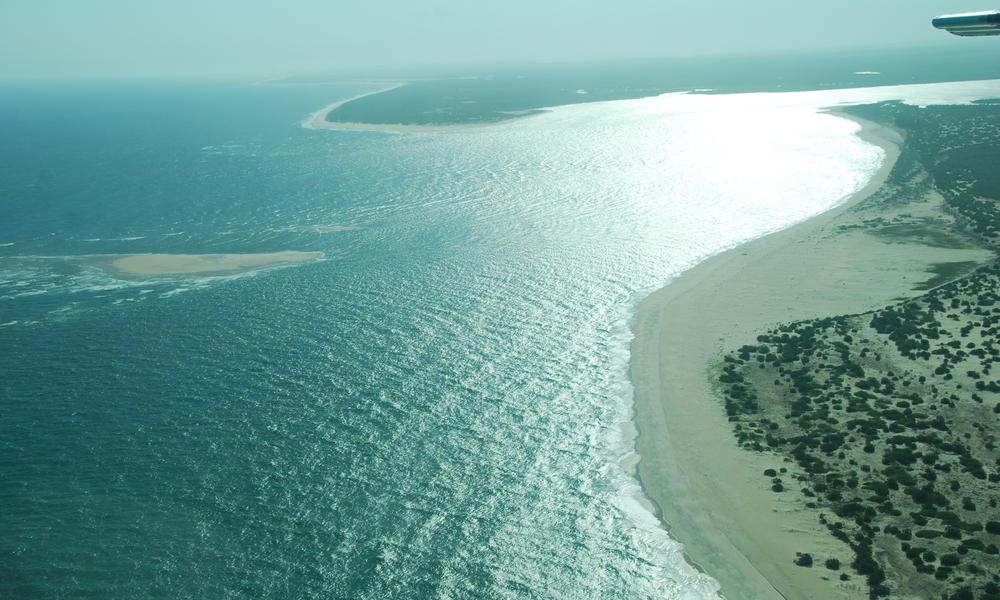 Primeiras and Segundas Coastline