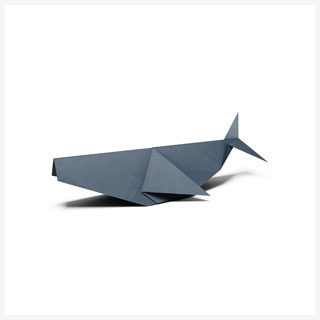 Dolphinitely Some of the Best Origami Sea Creatures I've Seen! | 320x320