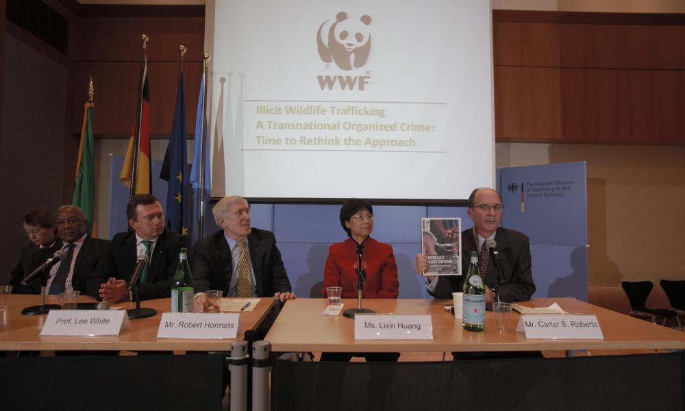 WWF / Andrew Wilhelm