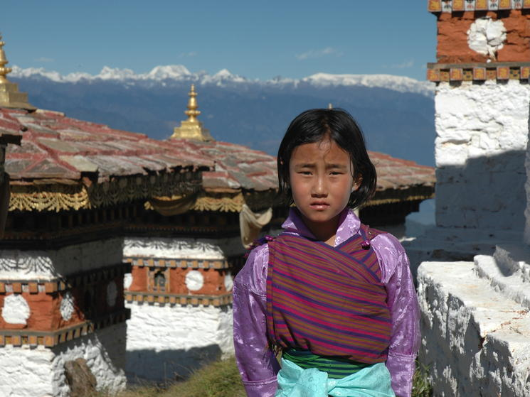 Work study bhutan travel