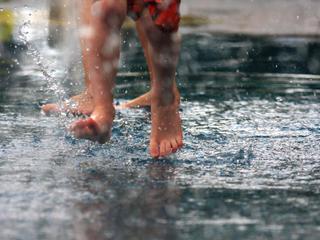 Feet in water 1-3-13 208011