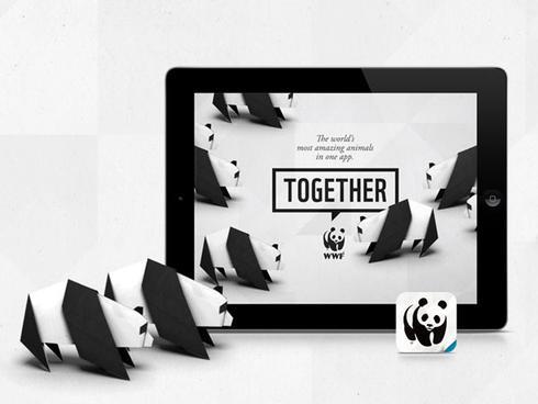 WWF Together App: Pandas