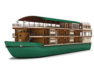 amazon riverboat exterior travel