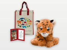 Tiger Adoption Kit