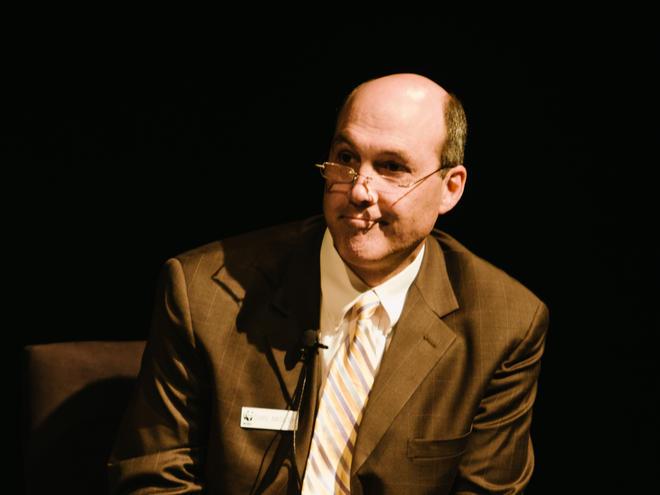 Dan Misleh, Executive Director of the Catholic Coalition on Climate Change