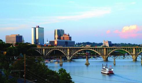 Knoxville skyline
