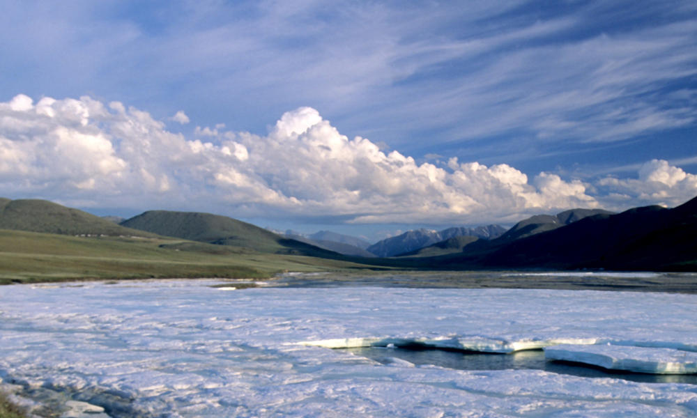 Arctic National Wildlife Refuge, Alaska, United States