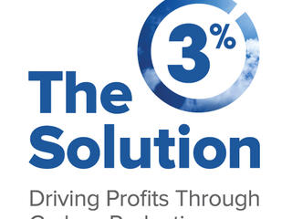 The 3 Percent Solution: Driving Profits Through Carbon Reduction