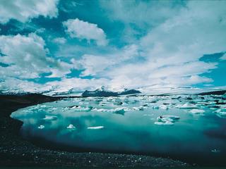 Iceland ice