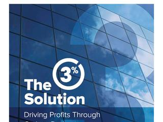 Cover of  3% Solution: Driving Profits Through Carbon Reduction