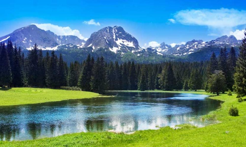 Durmitor national park nha